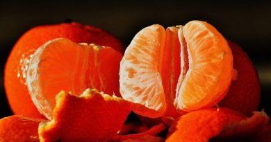 Bucce di mandarino: 7 benefici e usi alternativi