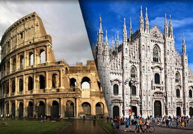 Roma e Milano, l'immobiliare riparte da qui