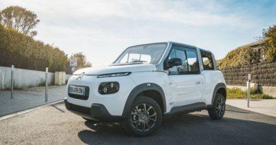 Citroën E-Mehari: prova su strada della cabrio elettrica