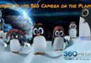 360Rize™ annonce la 360Penguin : première caméra panoramique de vidéo RV et photo à 360° familiale au monde, destinée à tous les âges