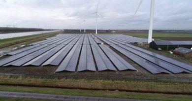 Éxito de la mayor central solar bifacial tipo N en Europa, de Unisun Energy Netherlands con módulos Jolywood