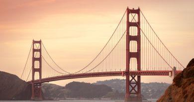 Todo lo que necesitas para viajar a San Francisco, además de unas flores en tu pelo…