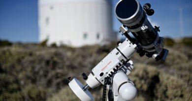 La meccanica dei telescopi